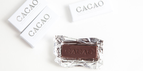 Cacao Daily Dose of Chocolate - 2 pc.