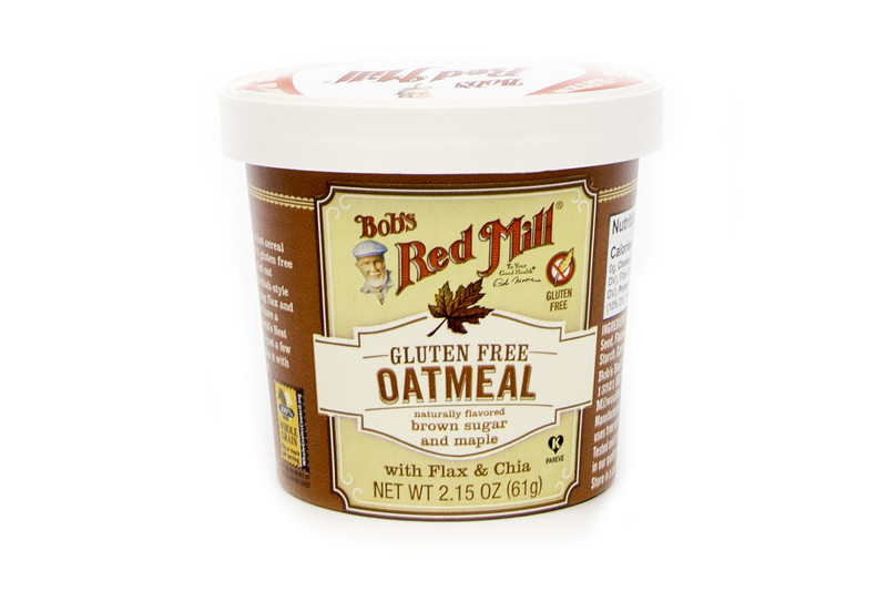 Bob's Red Mill Brown Sugar Maple Gluten Free Oatmeal Cup