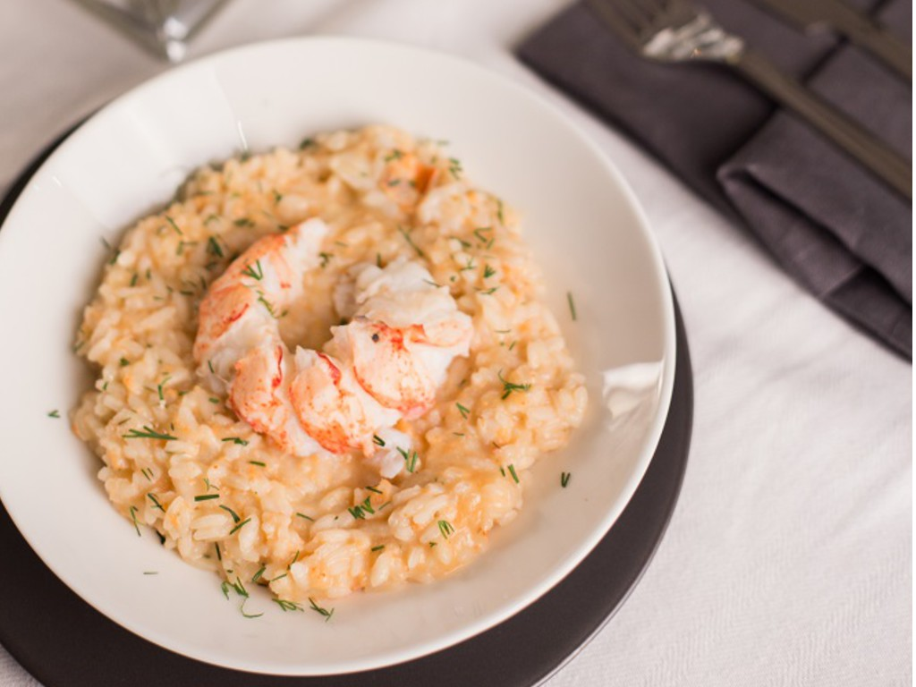 FOUR COURSE Lobster Risotto Meal Kit