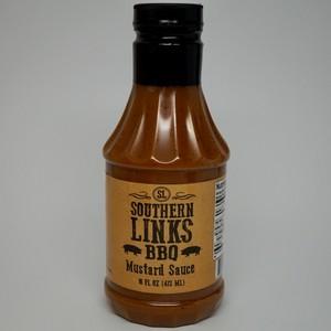 Southern Links Mustard BBQ Sauce