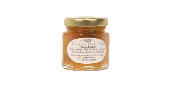 Fairywood Thicket Farm, Mango Chutney