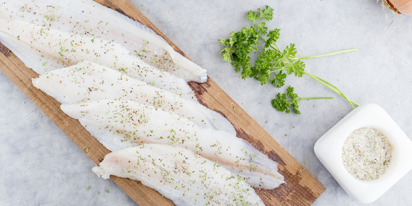 Two Sea to Table Dover Sole Fillets