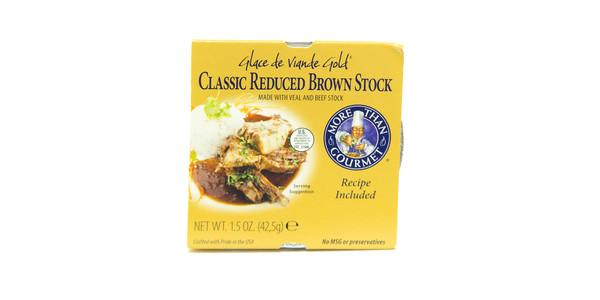 Glace De Viande Gold Classic Reduced Brown Stock