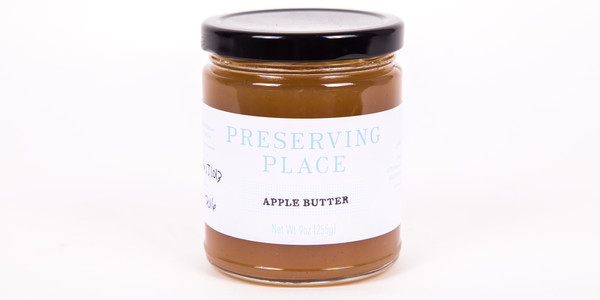 Preserving Place Apple Butter