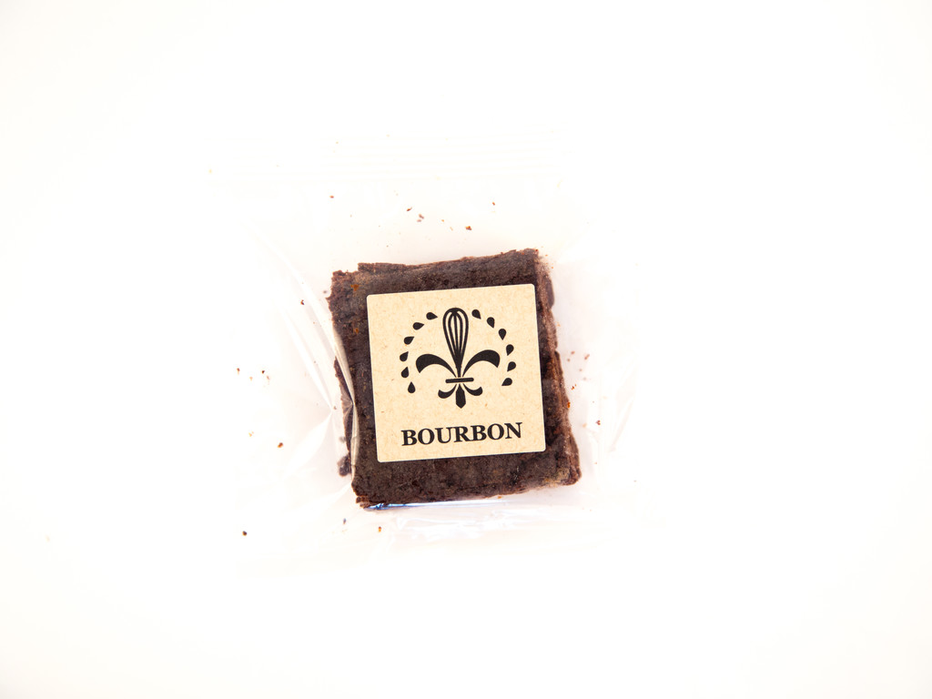 One NOLA Girl Bourbon Brownie