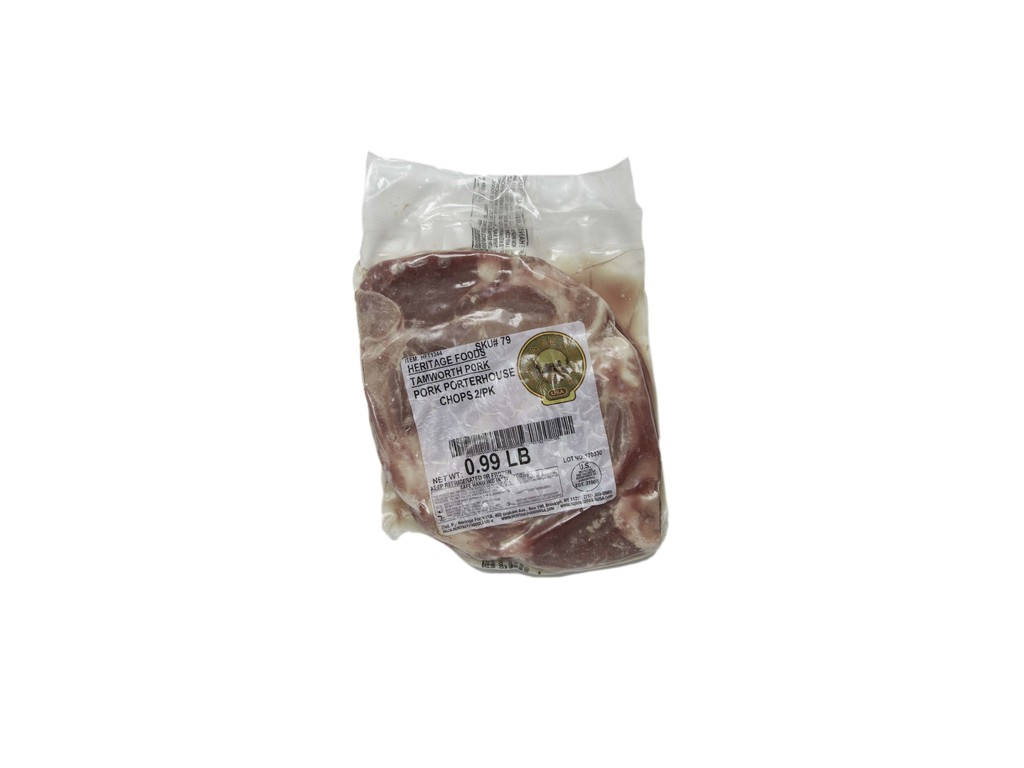 Heritage 16 oz Bone-in-Chops