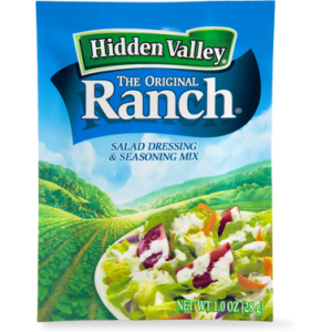 Hidden Valley Salad Dressing & Seasoning Mix