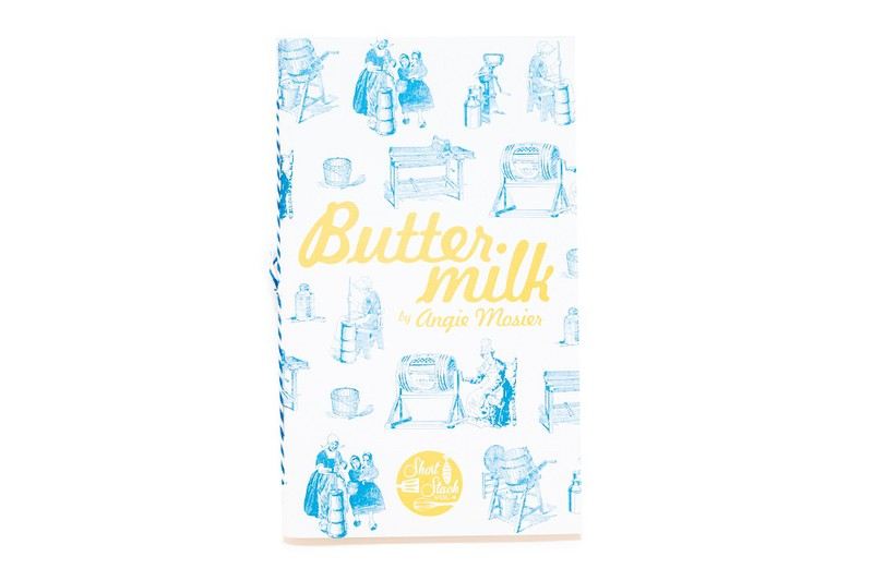 Buttermilk - A Short Stack Edition