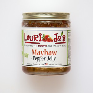Mayhaw Pepper Jelly