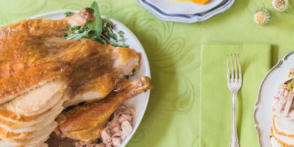 Organic Prairie Turkey (10-12 lbs) & Brine