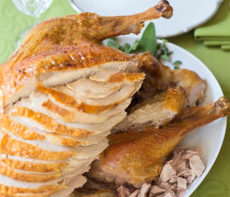Organic Prairie Turkey (8-10 lbs) & Brine
