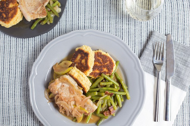 Jennifer Booker's Pork Chop