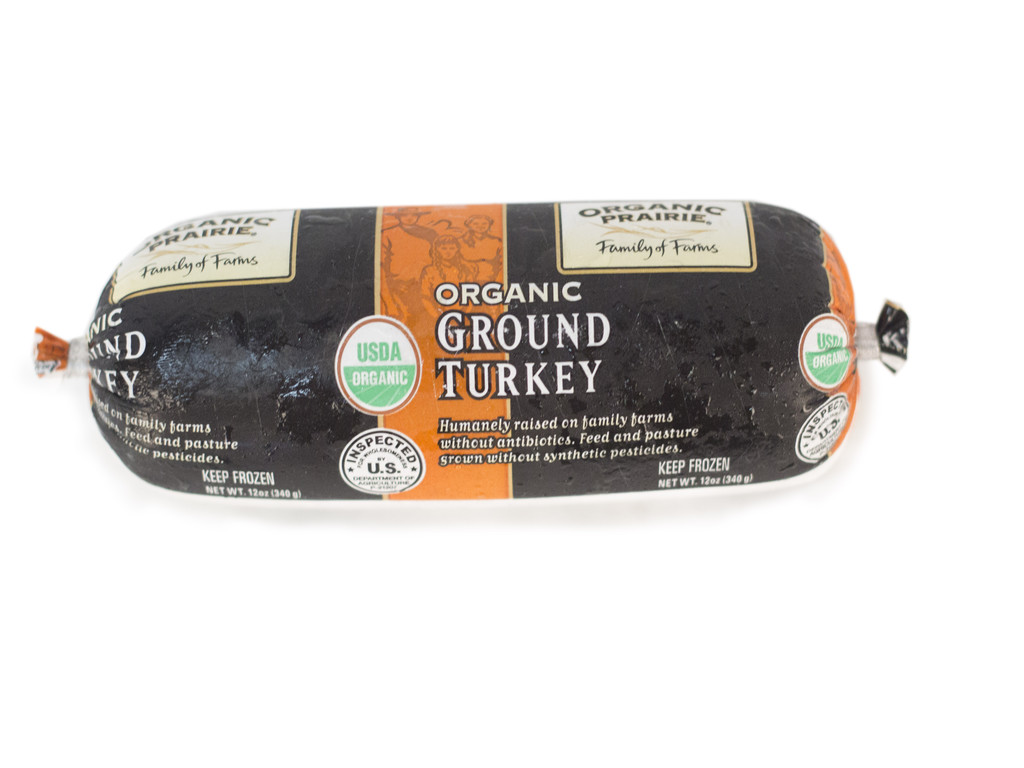 Organic Prairie 12 oz. Ground Turkey