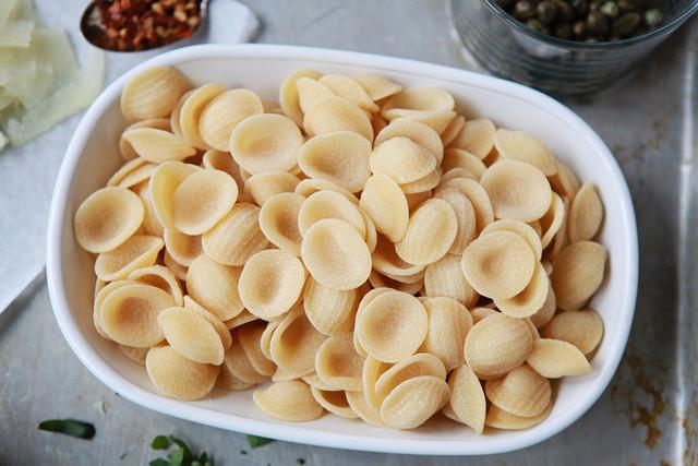 Oriecchiette, Pasta, Puglia, Southern Italy