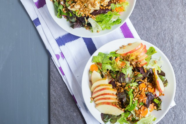 SuperFood Fall Salad