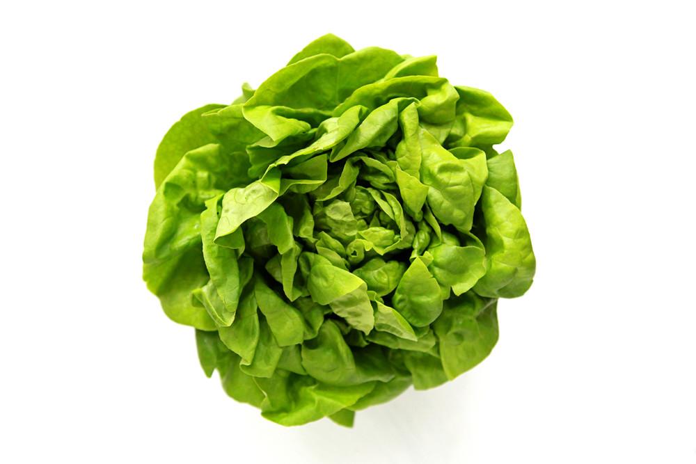 Beef Lettuce Wraps with Orange Broccoli