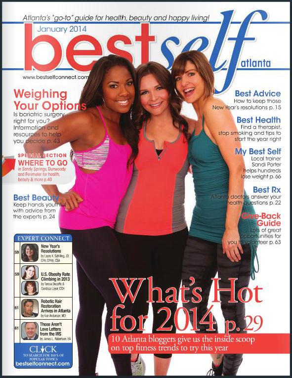 Atlanta Best Self Magazine
