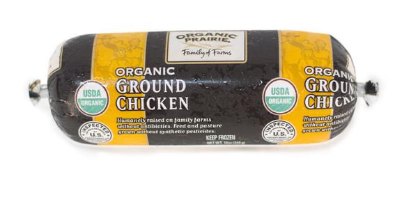 Organic Prairie 12oz Ground Chicken