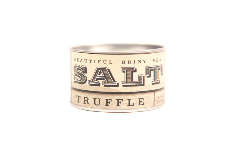 Truffle Sea Salt
