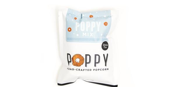 Poppy Handcrafted Popcorn Poppy Mix Snack Bag