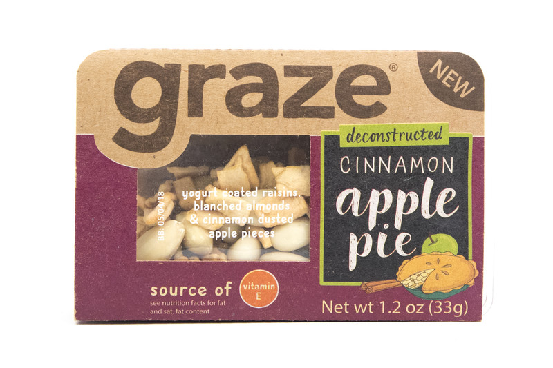 Graze Snack Mix - Cinnamon Apple Pie