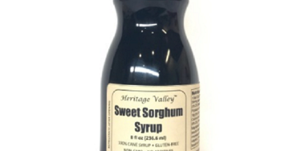 Heritage Valley Sweet Sorghum Syrup, 8 oz.
