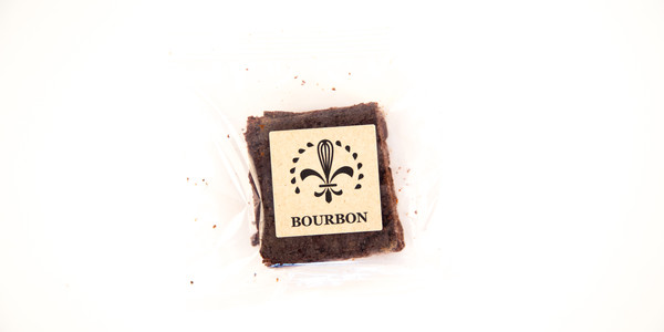 NOLA Girl Bourbon Brownies