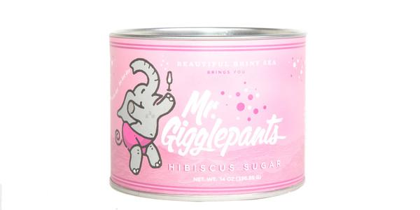 Beautiful Briny Sea Mr. Gigglepants Sugar