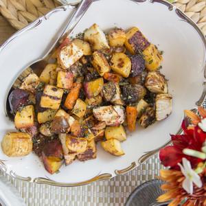 Roasted Root Vegetables Kit