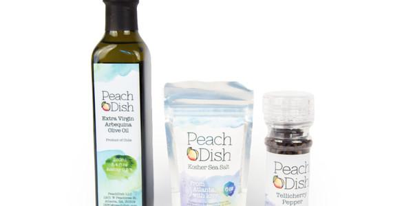 PeachDish Starter Kit