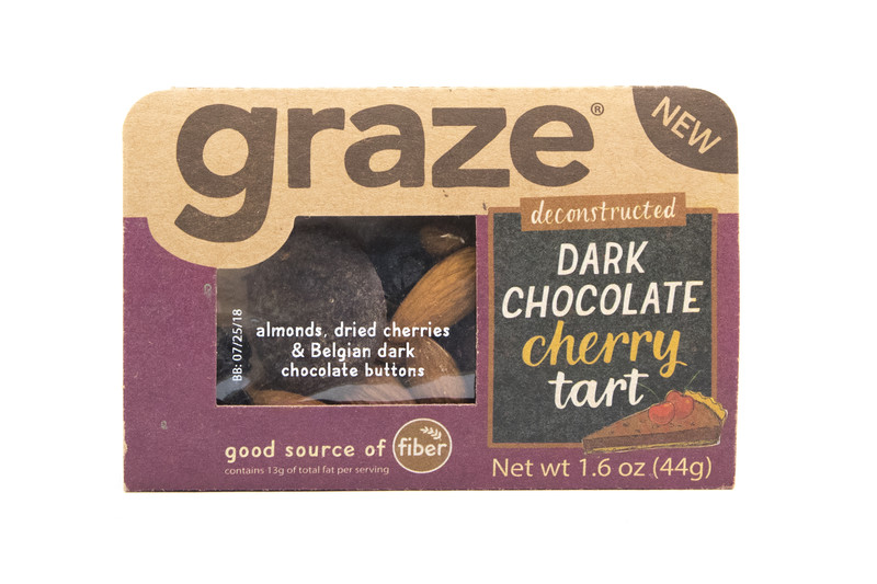 Graze Snack Mix - Dark Chocolate Cherry Tart