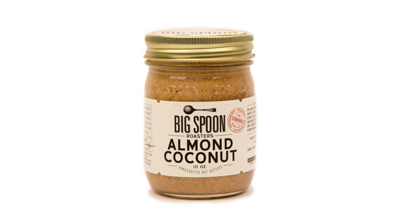 Big Spoon Roasters Almond Coconut Butter