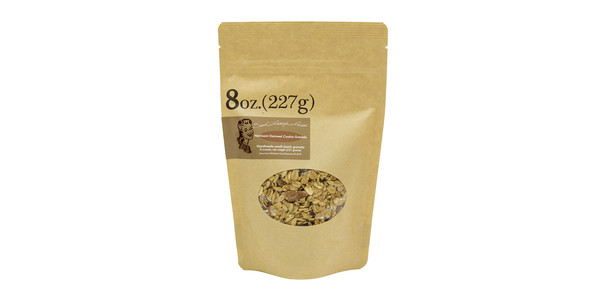 Sweet Georgia Grains Heirloom Oatmeal Cookie Granola