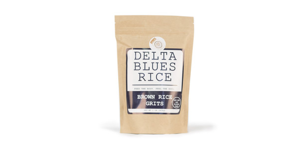 Delta Blues Brown Rice Grits