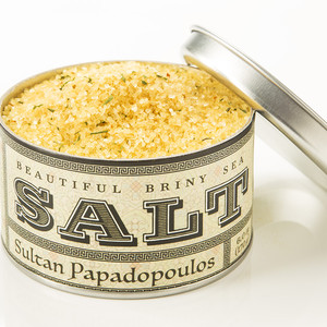 Beautiful Briny Sea Papadopoulos salt