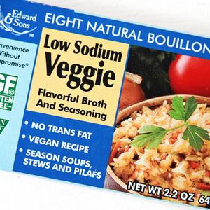 Vegetable Bouillon Cube