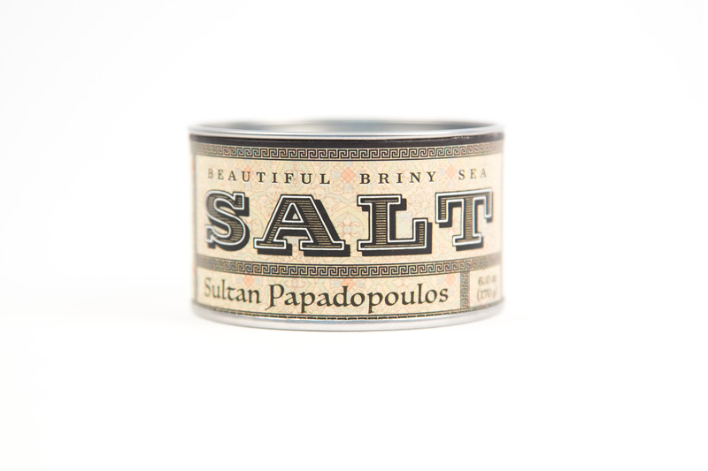 Sultan Papadopoulos Sea Salt