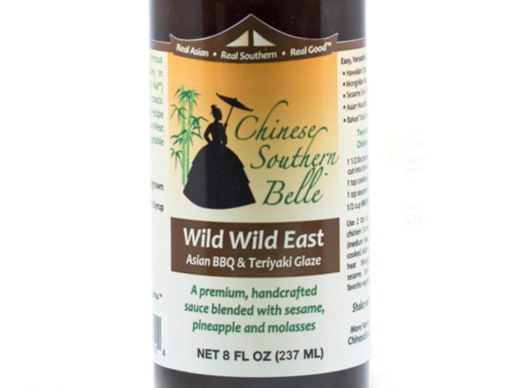 "Chinese Southern Belle ""Wild Wild East"" Marinade & Sauce, 8 oz."