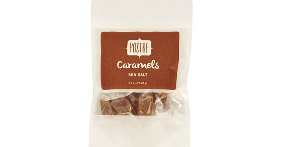 Postre Sea Salt Caramels