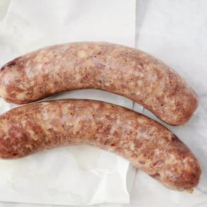 Black Cherry Pork Sausage