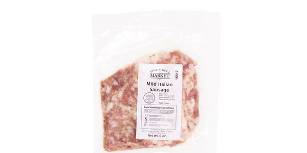 Pine Street Market 6 oz. Italian Sausage