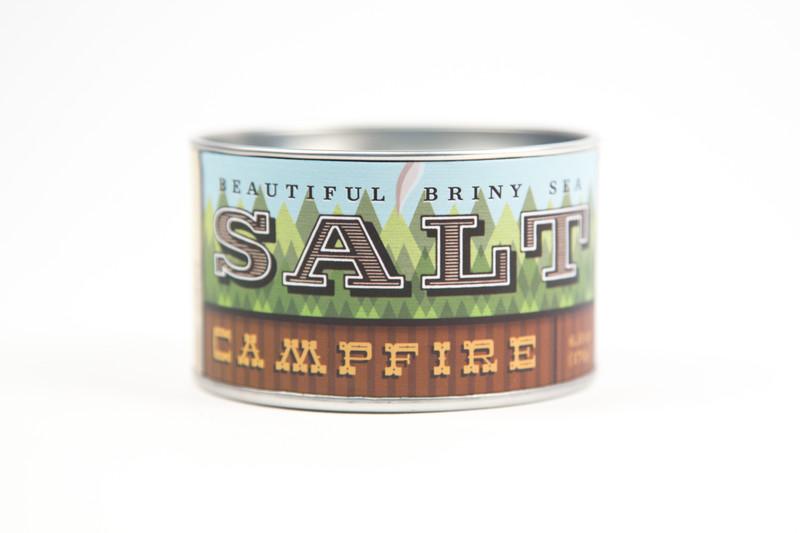 Campfire Sea Salt