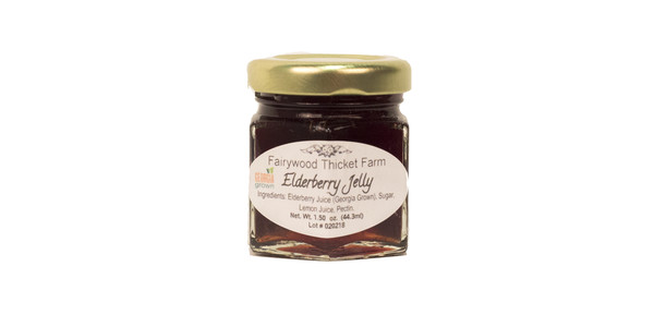 Fairywood Thicket Farm, Elderberry Jelly