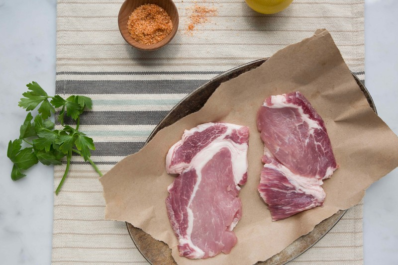 Pine Street Market 8 oz. Pork Chops