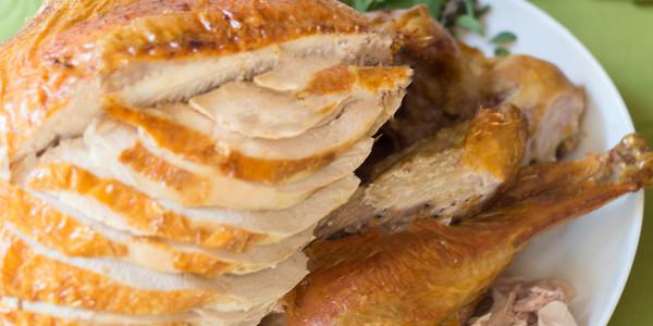 Organic Prairie Turkey (12-14 lbs) & Brine