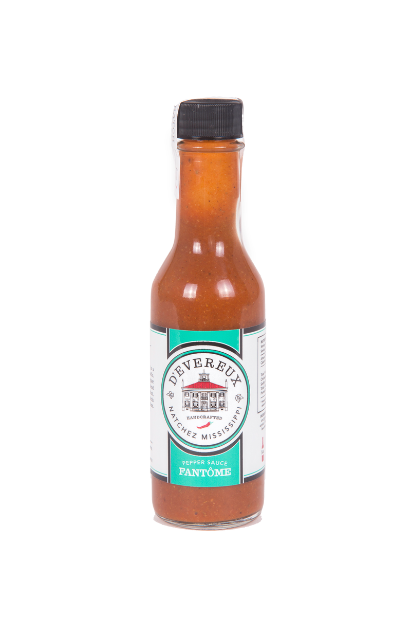D'Evereux Pepper Sauce Fantôme 5oz