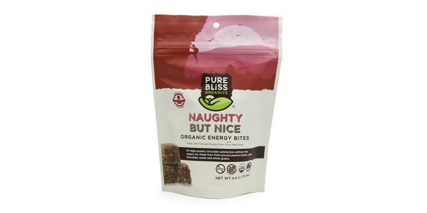 Pure Bliss Naughty But Nice Energy Bites