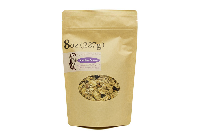Sweet Georgia Grains True Blue Granola