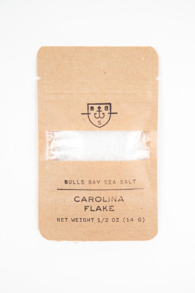 Bulls Bay Sea Salt: Carolina Flake .5oz