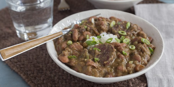 Pableaux Johnson's Red Beans & Rice Kit